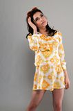 Miniskirt Royalty Free Stock Image