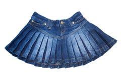 miniskirt Royaltyfri Fotografi
