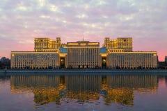 Ministère de la Défense russe Image libre de droits