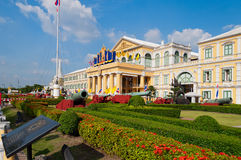 Ministério de defesa. Banguecoque. Tailândia. Foto de Stock