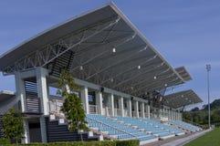 Ministadion Stockfotografie