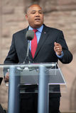 Minister of Citizenship and Immigration Michael Coteau Royalty Free Stock Images