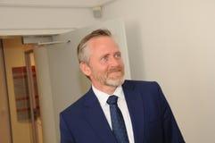 Minister dla frieng sprawy wizyty ipc 40 rok celebratuos Zdjęcia Stock