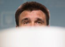 Minister of Foreign Affairs of Ukraine Pavlo Klimkin Stock Images