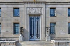 Ministerie van Rechtvaardigheid - Washington, gelijkstroom royalty-vrije stock foto