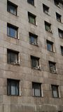 Ministerio del ` s de Budapest de Defensa Imagen de archivo