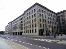 Ministerium der Finanzierung-Wilhelmstraße Lizenzfreies Stockfoto