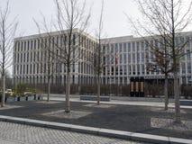 Ministerium des Inneren in Berlin Stockbild