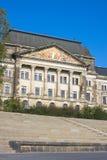 Ministero del Tesoro - II - Dresda - la Germania immagini stock