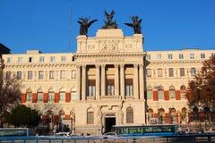 Ministero della costruzione di agricoltura, Madrid, Spagna Fotografia Stock