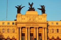 Ministero della costruzione di agricoltura, Madrid, Spagna Immagine Stock Libera da Diritti