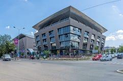 Ministero della pubblica istruzione in Pristina immagine stock libera da diritti