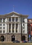 Ministerrat von Bulgarien in Sofia bulgarien lizenzfreie stockbilder