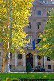 Ministerstwo Spraw Zagranicznych Chorwacja Zdjęcia Stock