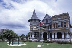 Ministère des Affaires Étrangères, Trinidad-et-Tobago Images stock