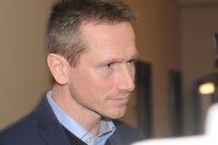 MINISTRE DU DANEMARK DES FINANCES KRISTIANS JENSEN images libres de droits