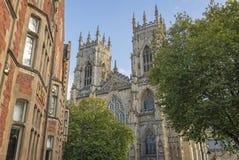 Ministre symbole iconique de York de la ville de York Image libre de droits