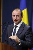 Ministro dell'agricoltura rumeno e sviluppo rurale Achim Irimescu Immagini Stock