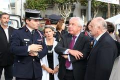 Ministro menor Alain Marleix Fotos de archivo