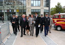 Ministro menor Alain Marleix Imagen de archivo libre de regalías