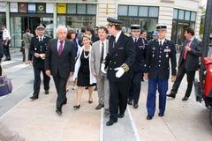 Ministro menor Alain Marleix Imagenes de archivo