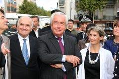 Ministro menor Alain Marleix Imagen de archivo