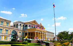 Ministry of Defence, Bangkok, Thailand. Stock Photography