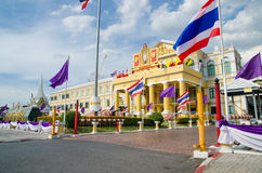 Ministry of defence. Bangkok Thailand Stock Photos