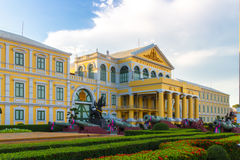 Ministry of Defence buildings at thailand Royalty Free Stock Photos
