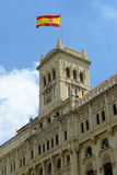 Ministry of Defence of Spain, Madrid, Spain Stock Photography