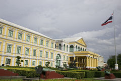 Ministry of Defence in Thailand Stock Photo
