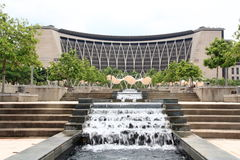 Ministry of Finance Putrajaya. Ministry of Finance is one of the most important deparment of Malaysian government. The headquater is located in the Royalty Free Stock Photos