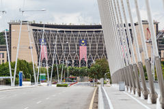 Ministry of Finance in  Putrajaya Royalty Free Stock Images