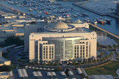 Ministry of Foreign Affairs in Abu Dhabi Royalty Free Stock Photography