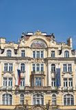 Ministry of Local Development building at Prague Royalty Free Stock Photography