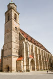 Ministry St. George in Dinkelsbuehl, Germany Royalty Free Stock Image