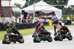 Mini Bike Championship Action