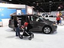 minivan αγορές Στοκ Εικόνες