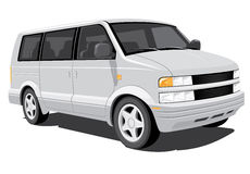 Minivan Stock Photography