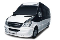 Minivan Stock Image