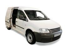 Minivan royalty-vrije stock afbeeldingen