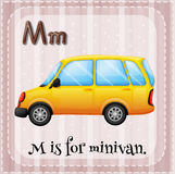 Minivan Royalty Free Stock Photo