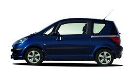 Minivan Stock Photo