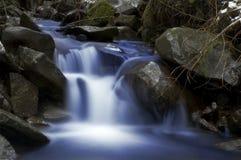 Miniwasserfall Lizenzfreie Stockbilder