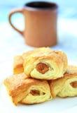 Miniwurst. Lizenzfreies Stockbild