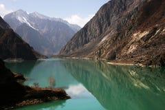 Minjiang Fluss Stockbild