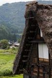 Minka Traditional Japanese House Stock Image