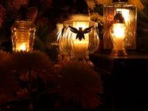 Minne och ljus Royaltyfria Bilder