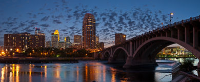 Minneapolis Images libres de droits