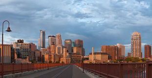 Minneapolis Stock Image